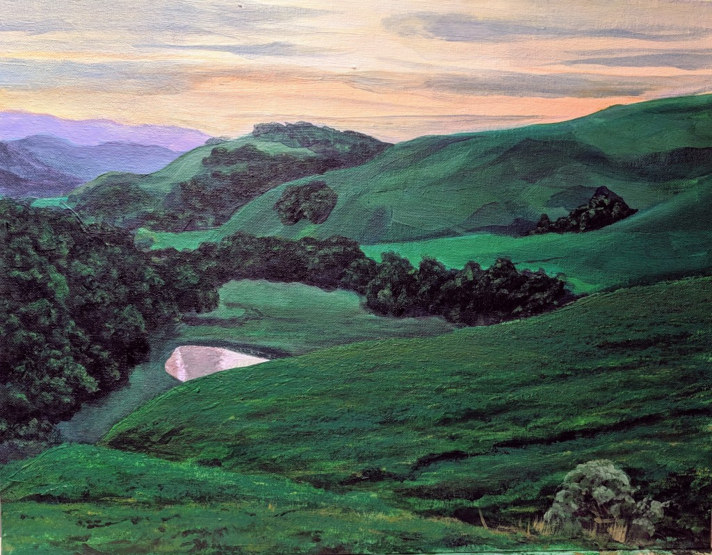 old briones road